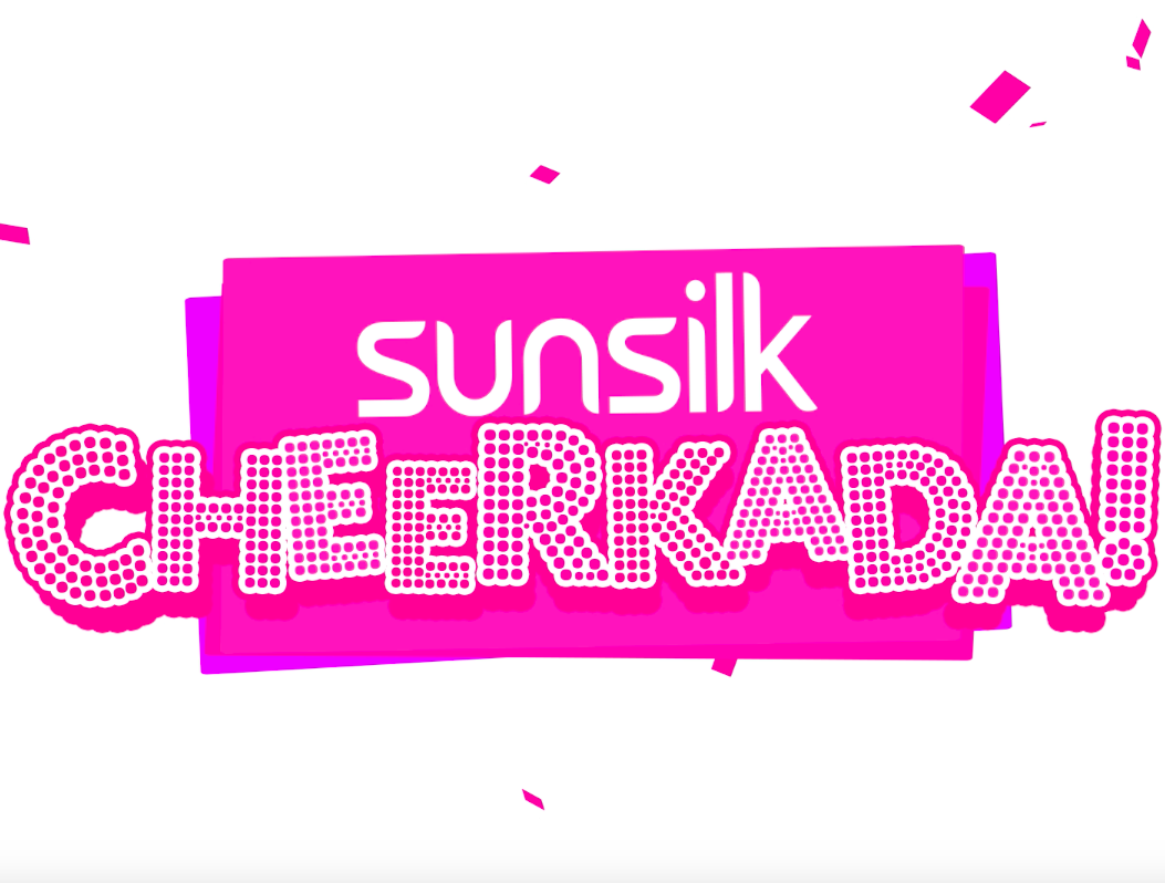 The Sunsilk Cheerkada Carissa Vicencio