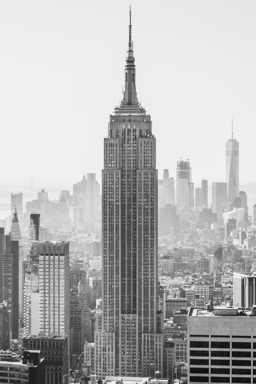Ryanpflaum.com Cover Photo of New York City Skyline