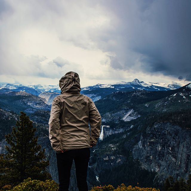 Starting to edit my Yosemite photos.