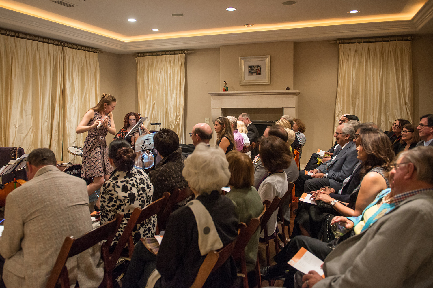 Los Angeles Chamber Orchestra In-Home Fundraiser