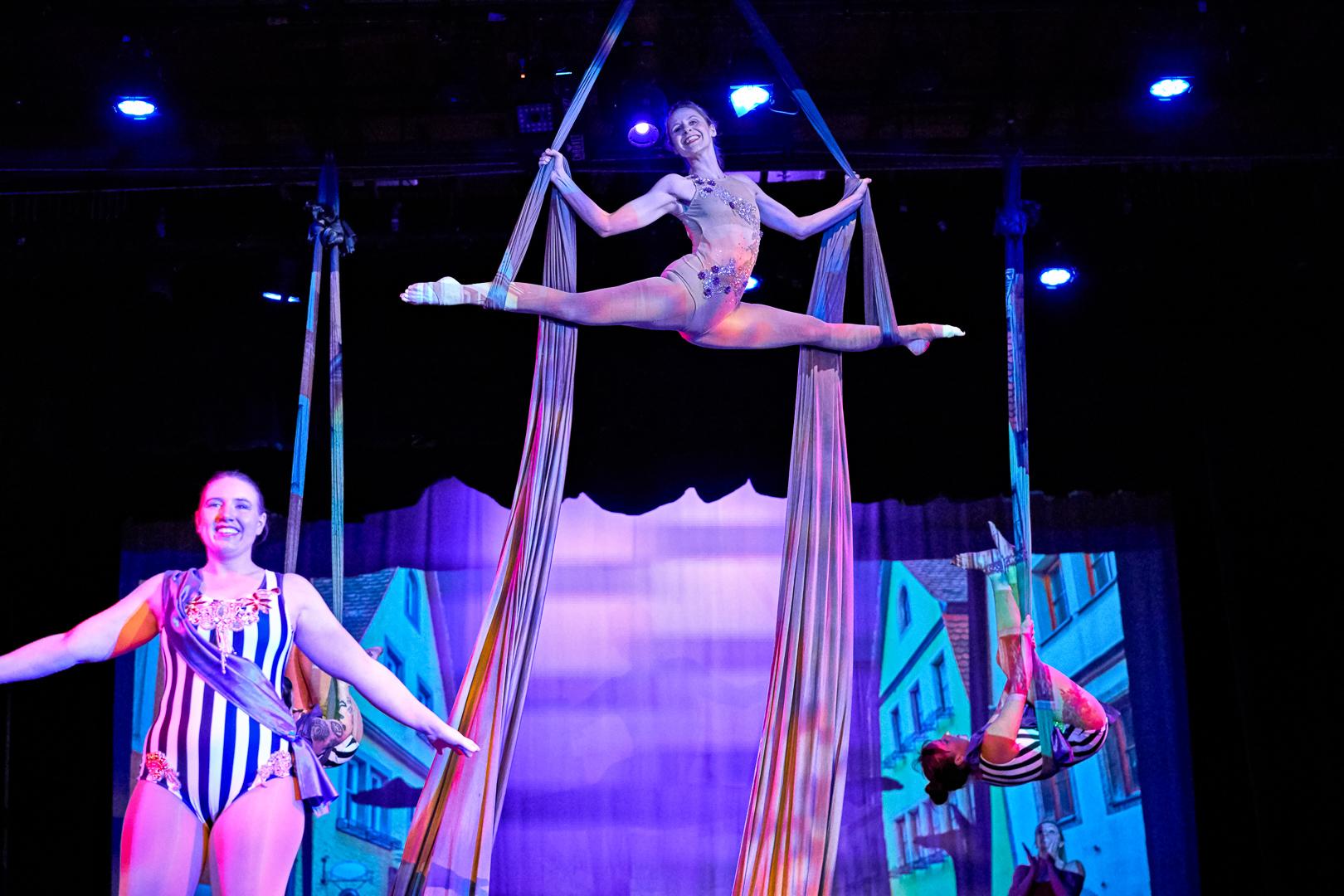 Aeriform Arts' Cirque du Giselle