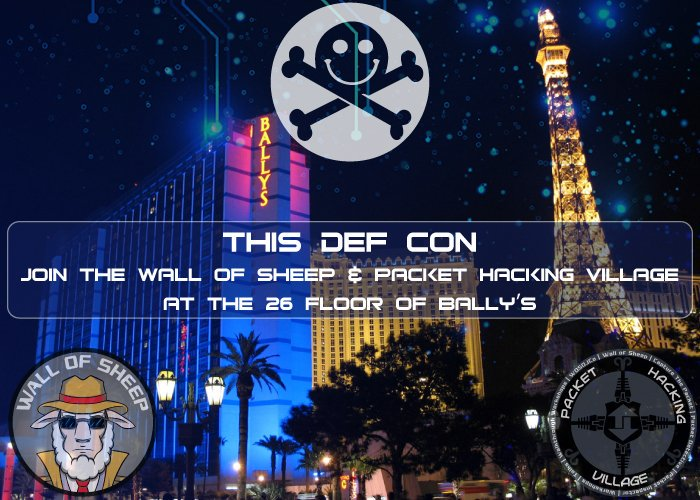 Packet Hacking Village at Defcon 2019