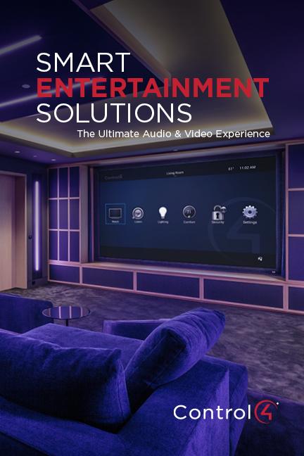 Control4 - Entertainment
