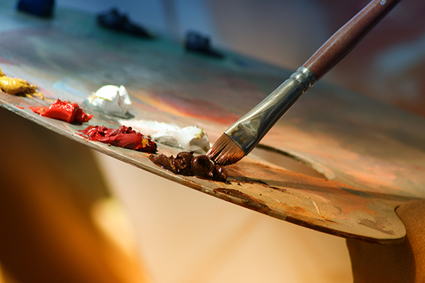 Painters - Tuesdays 7:00 - 9:00 p.m.$5 Drop-In (Members Free)