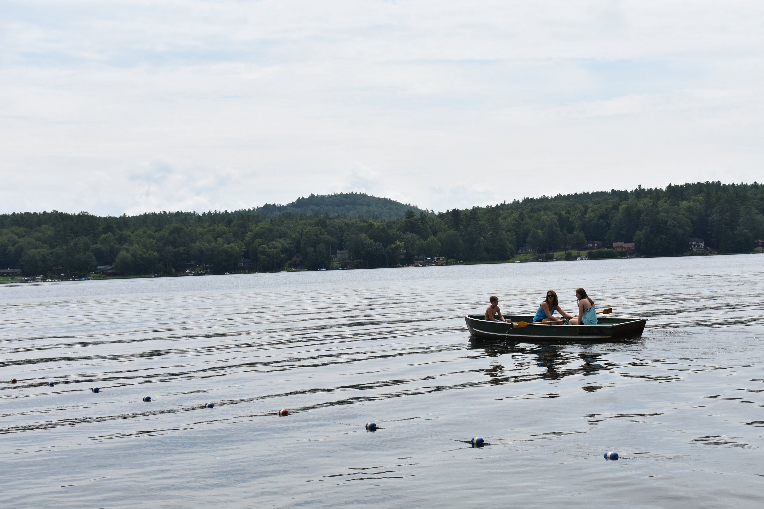 We like to describe your experience at Trout Lake Club as a step above camping. Vacationing at Trout Lake Club gives you the opportunity to get the rustic experience of camping in the Adirondacks without the tent and sleeping on the ground. Our recommended packing list is as follows: -