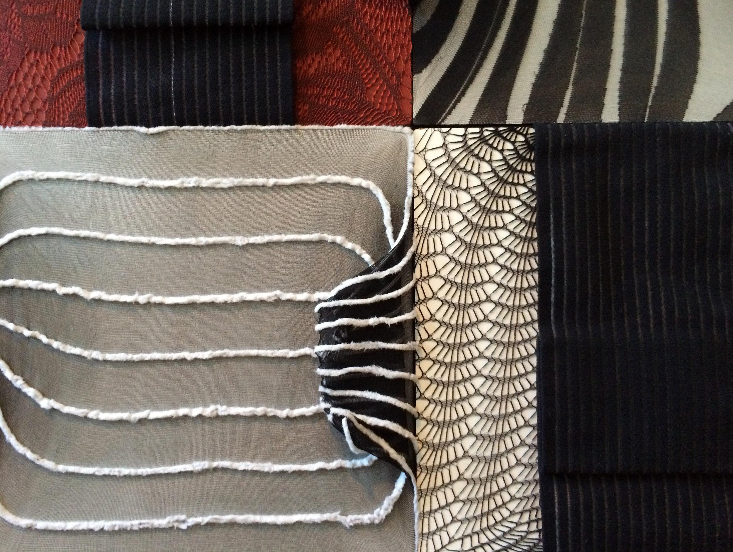 Black Tie (detail)