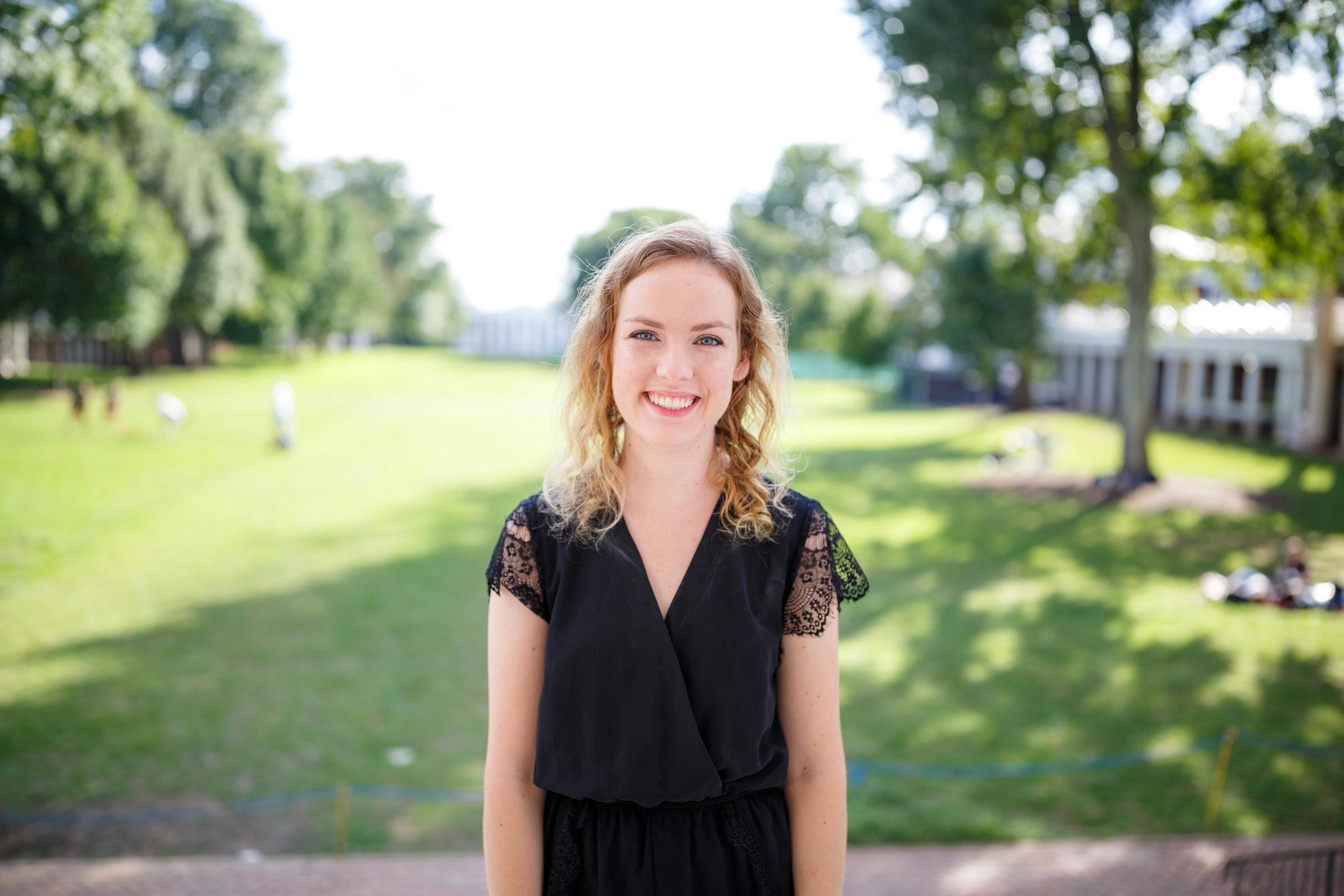 Sarah Thomas    President