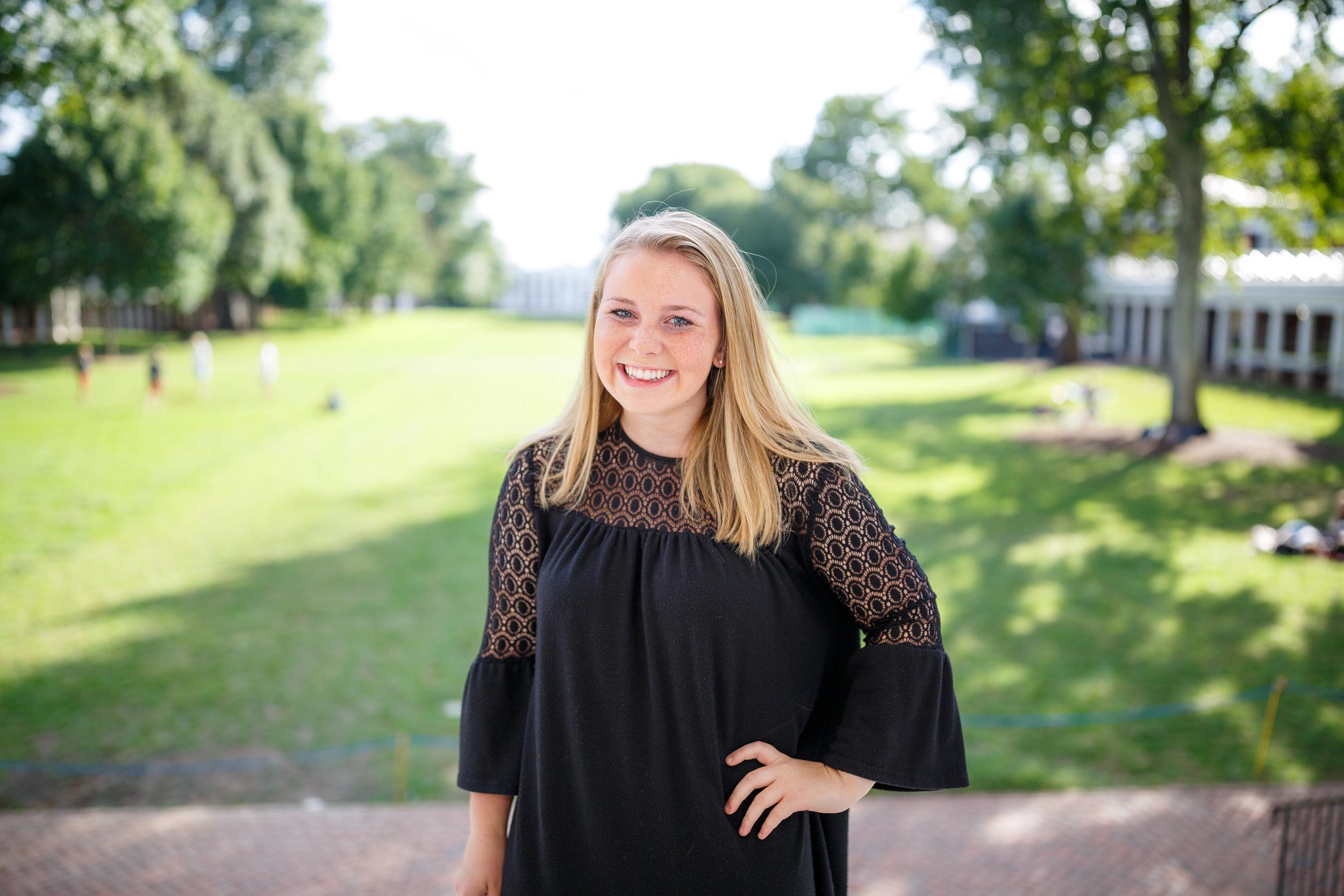 Emily Fox    Fundraising Chair