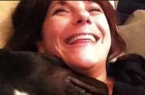 Casual headshot of Sarah Molly Oppenheimer Humphrey, smiling.