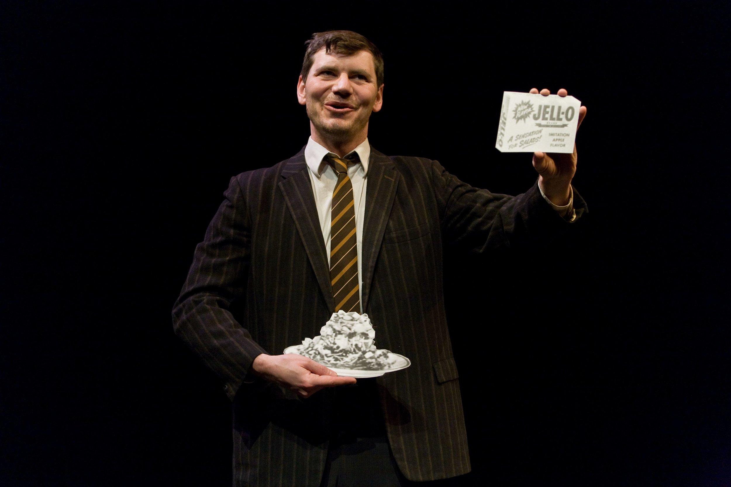 June of Arc, 2009, Sandbox Theatre