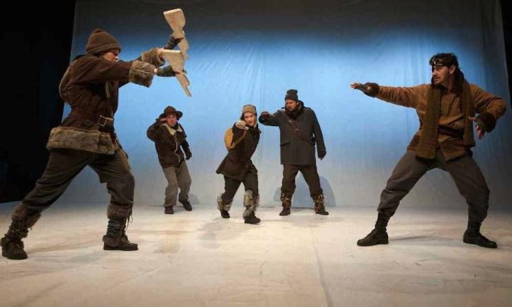 The Mad Trapper of Rat River, 2011, Sandbox Theatre