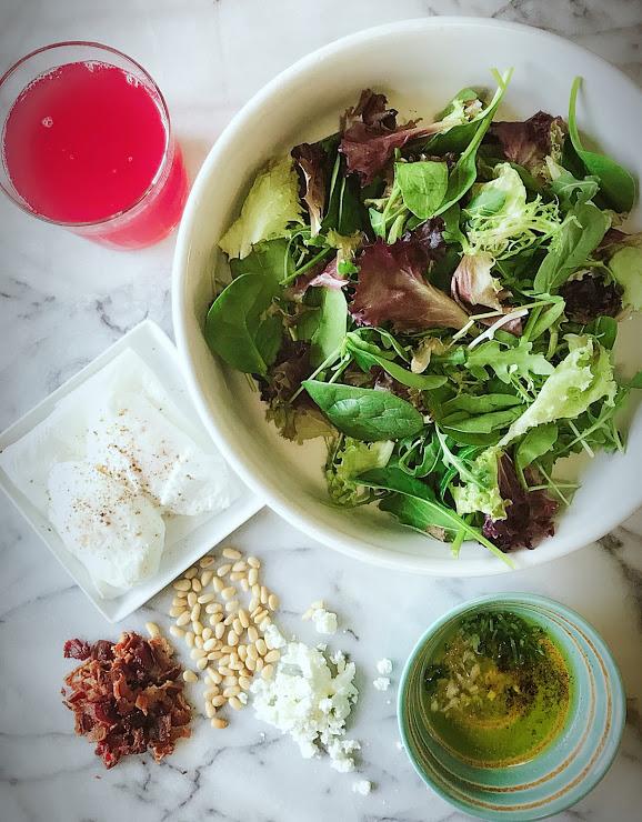lardon salad ingredients.JPG