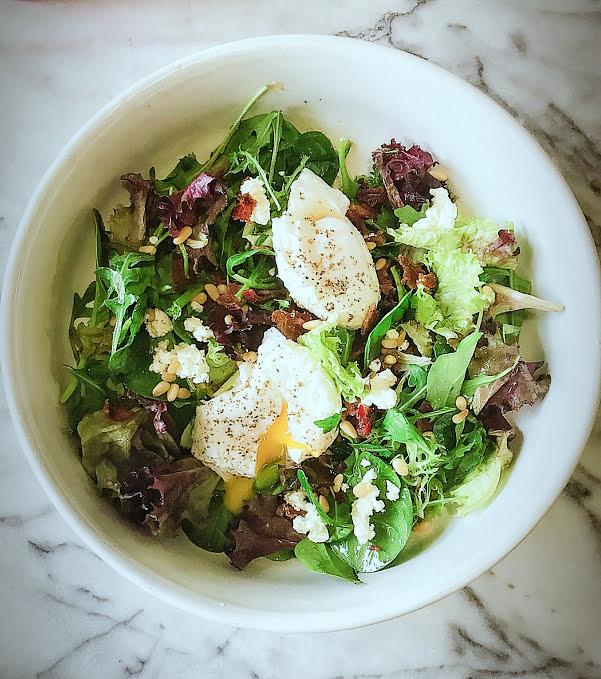 lardon salad no bread.JPG