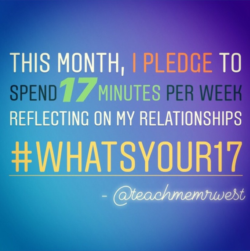 Day 14 - #WhatsYour17.JPG