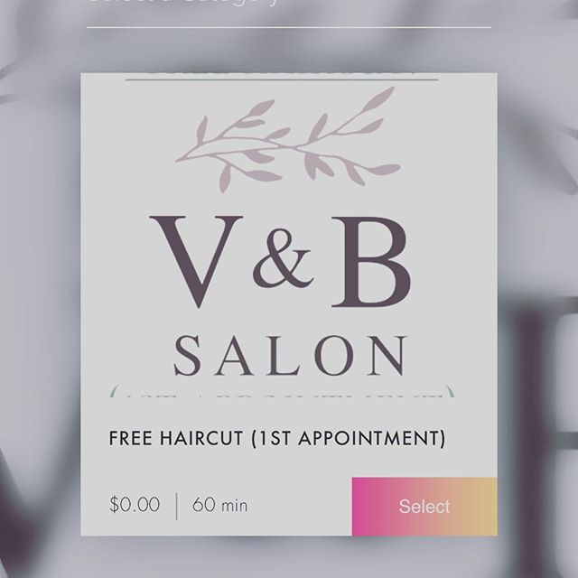 Don't wanna miss this one! Free haircut with blow dry style. Right before summer time you may need a little trim or even a transformation haircut... either way book it now! Vineandbranchsalon.com #missionvalley #solasalons #solasalon #freehaircut #sdhair #sandiegohair #sandiegodeals #kevinmurphy #kevinmurphycolorme #kevinmurphyhair #vineandbranchsalon V&B salon uses the best hair products. And they are ALL natural! #crueltyfree @love_kevin_murphy