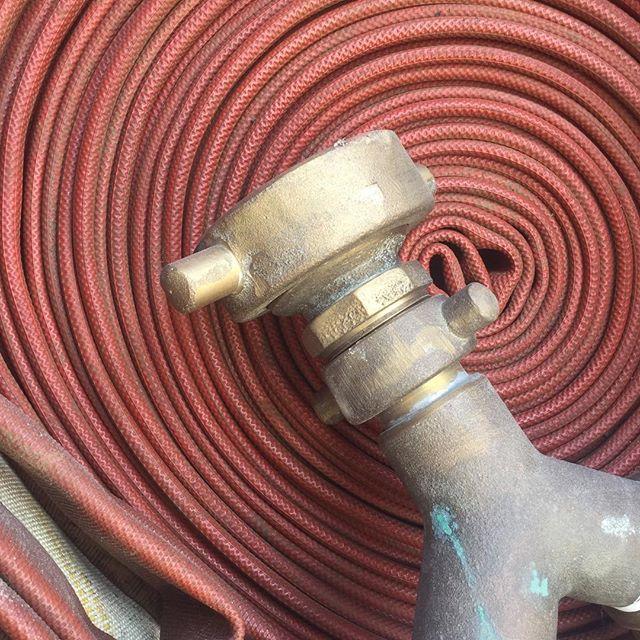 #firefighter #firefighterlife #firefighterposts #miningheritage #miningmuseum #miningtown #mininggold #museumvisit #museumlover #miningmachinery