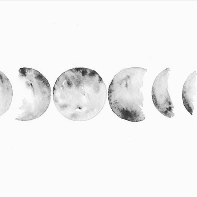 We all shine on. Like the moon and the stars and the sun. We all shine on. . Image via @ericaperry_ . . . .  #loveyourflo #pussypower #vaginapower #sexeducation #menstruationmatters #menstrualmagic #periodpositive #periodpositivity #lunarcycle #moon #luna