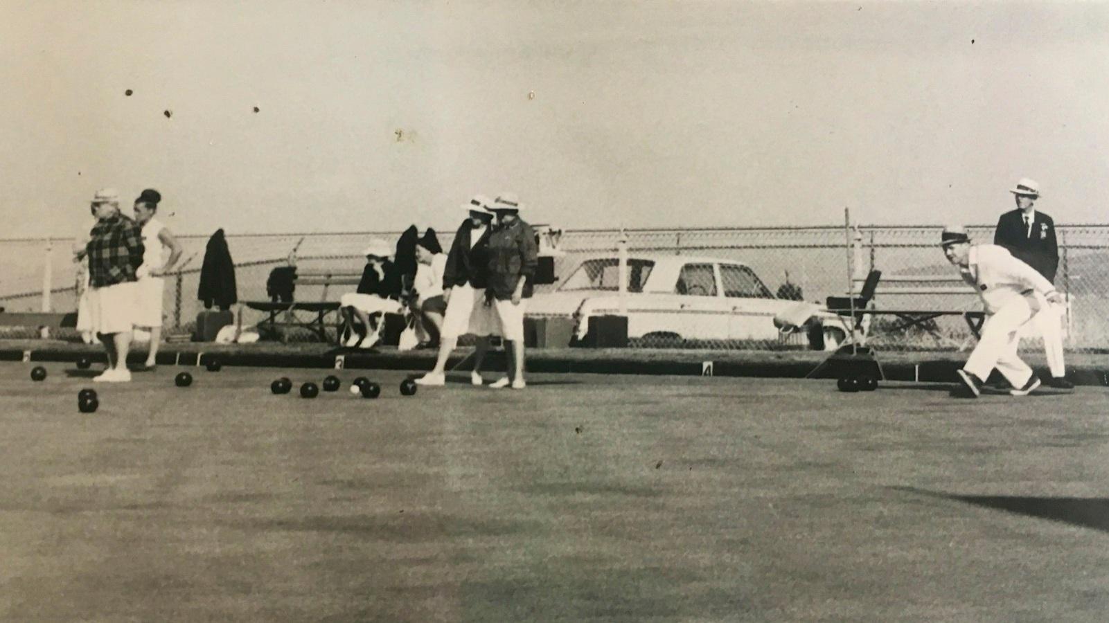 Lawn Bowling at Jefferson Park since 1942