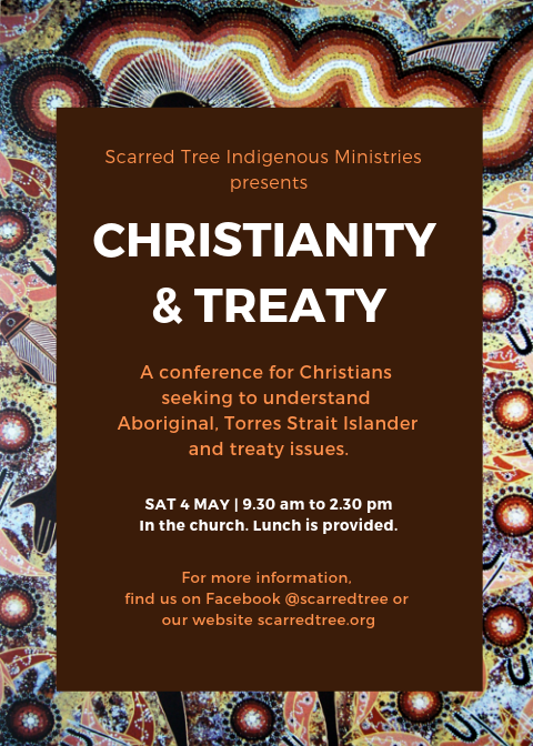 Scarred Tree Indigenous Ministries presents - Christianity & Treaty