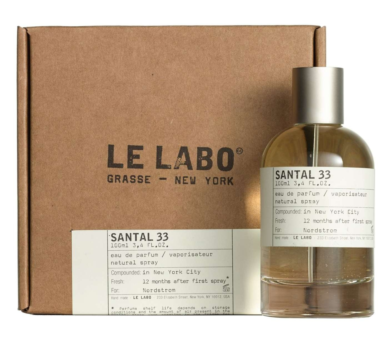Santal 33 by LE LABO