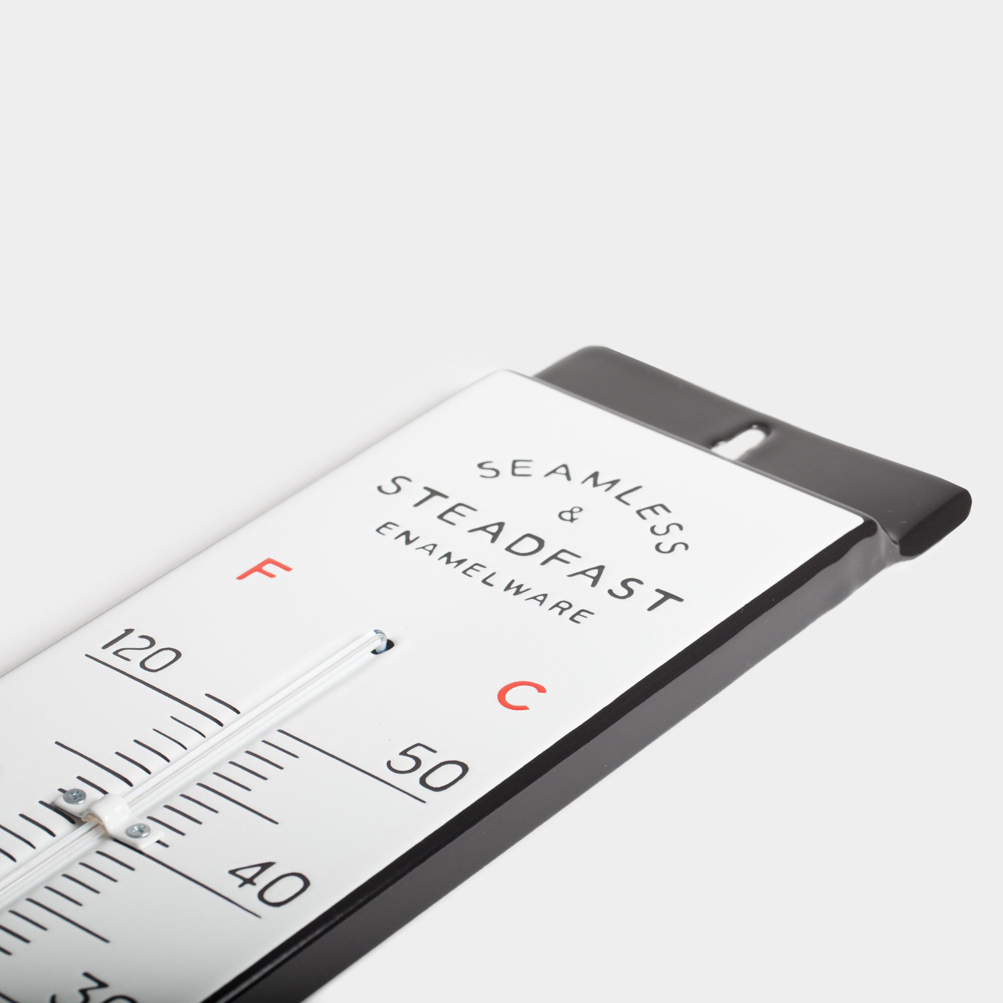 Grand Enamel Thermometer