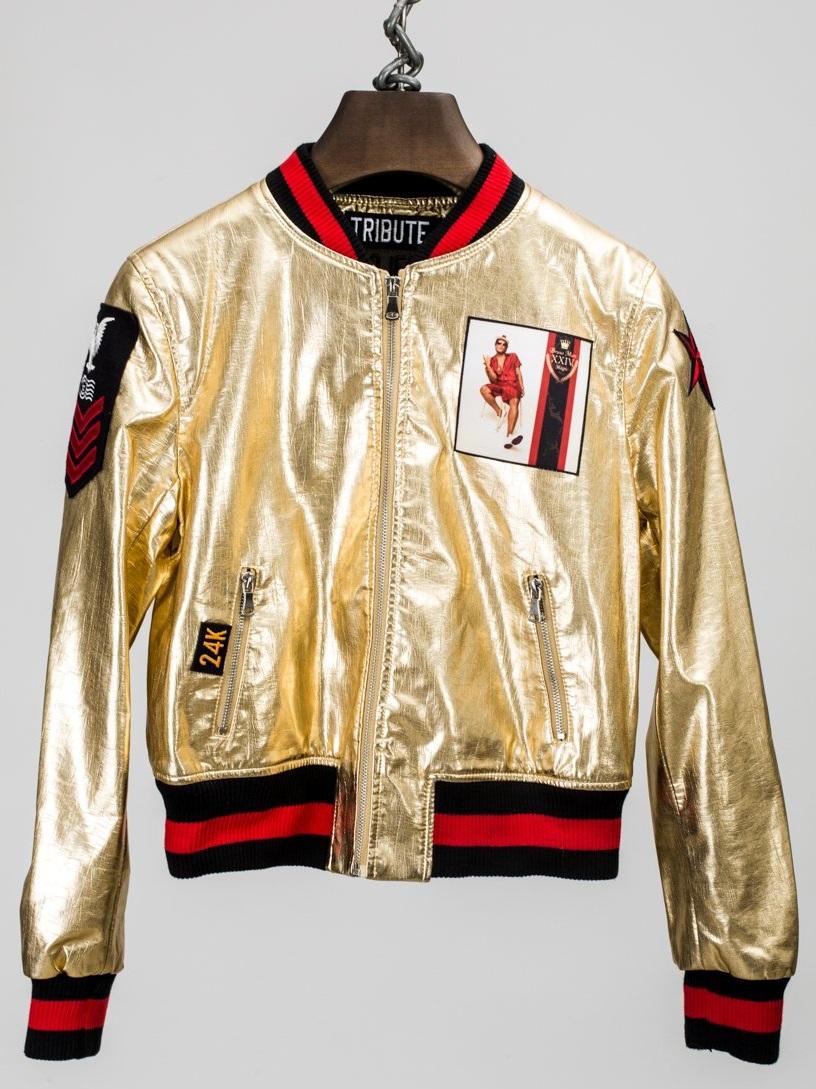Bruno Mars That's What I Like Bomber Jacket
