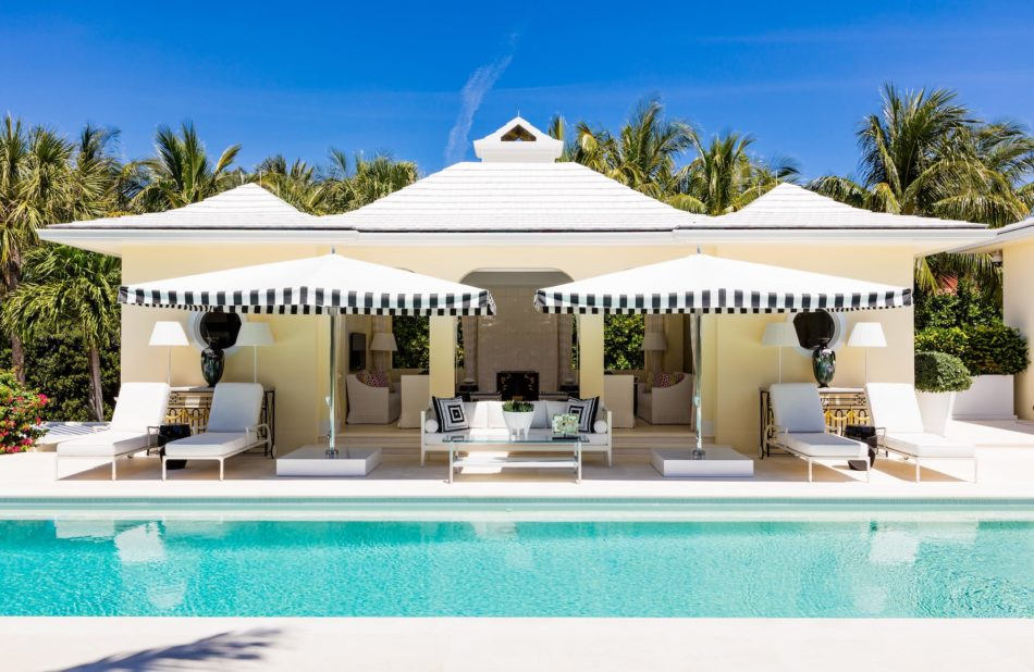 Palm Beach estate by    MMB Studio