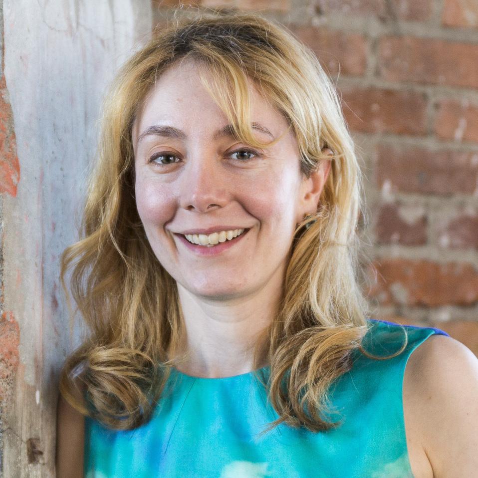 Karin Klein, Bloomberg Beta