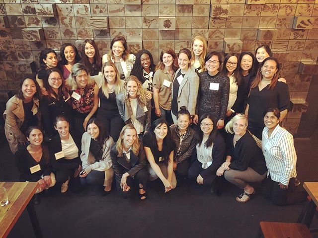 Dinner with some of the amazing female founders who have volunteered their time to mentor the next gen of female founders via @femalefounderofficehours. We spent the evening brainstorming new programs to help accelerate the success of women in tech. More to come soon! @allraiseorg @femalefounderofficehours #ffoh #femalefounderofficehours #womenintech #allraise
