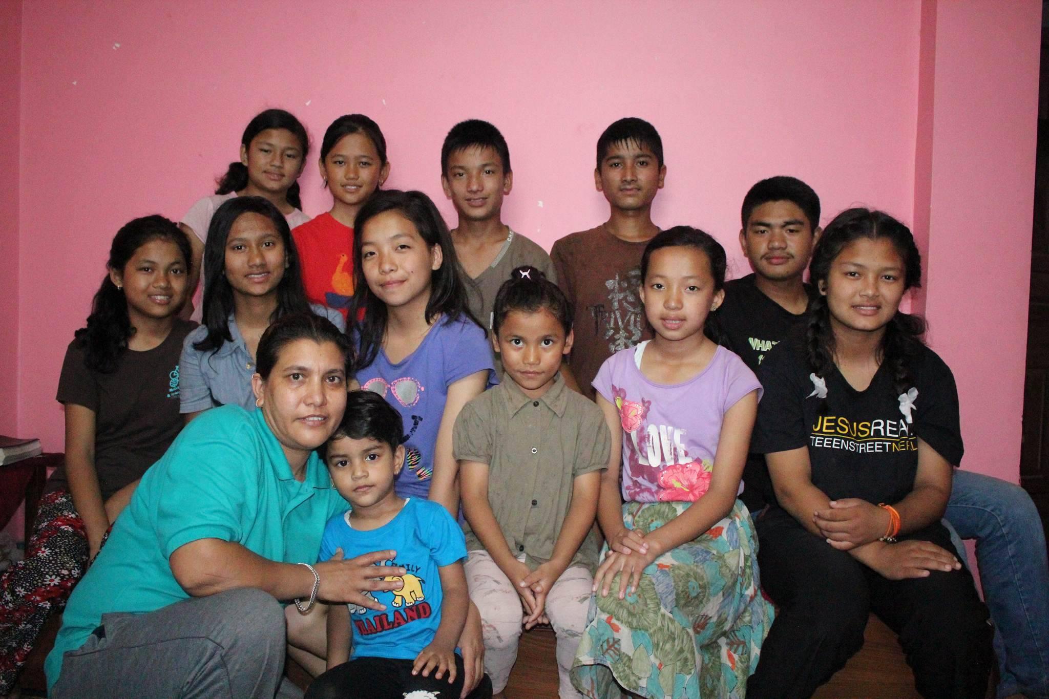 My Family Children's Home