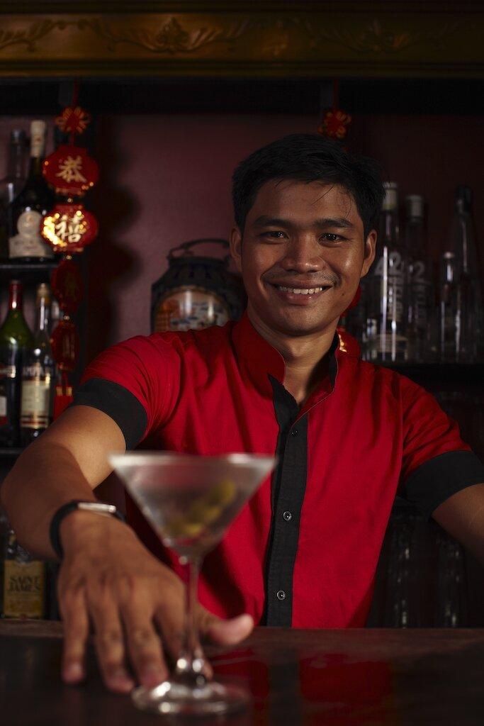 Miss Wong cocktail bar Siem Reap