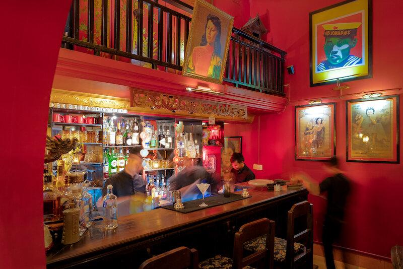Miss Wong Siem Reap cocktail bar