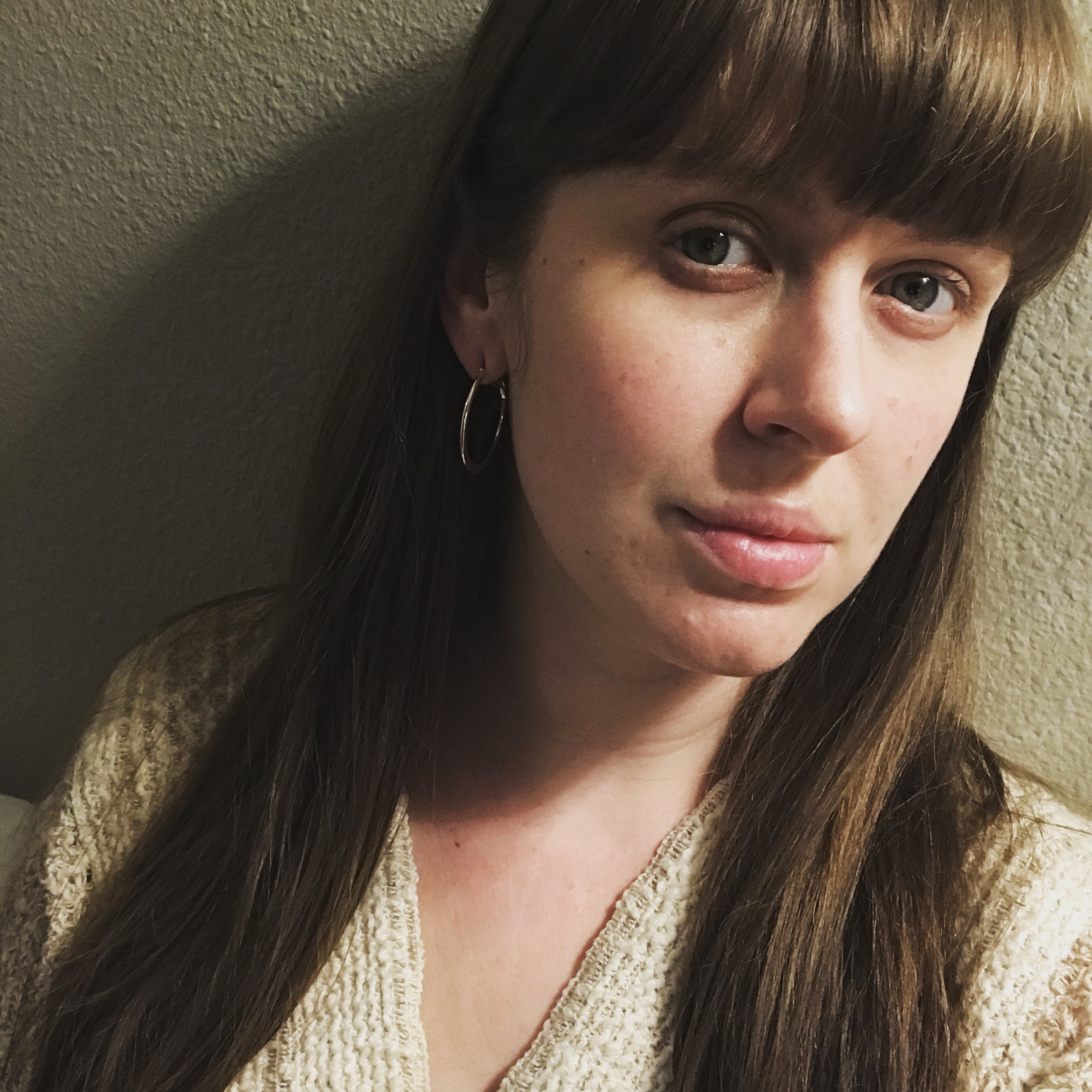 - Ms. Middleton is a queer mama with a BA in English Literature and Writing from Marylhurst University. She writes poetry and creative non-fiction, often about modern domestic life and how it collides with family history. She lives in Portland, OR, loves a good red wine and is indeed softening her gaze in this photo.