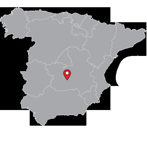 Campro de Calatrava, Spain