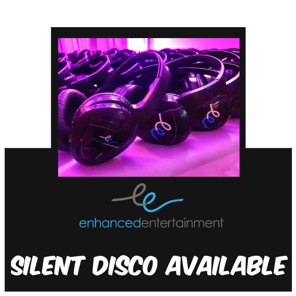 - With over 300 headsets now available, the perfect addition to any wedding or party. Sing like no one is listening, dance like no one is watching!!!