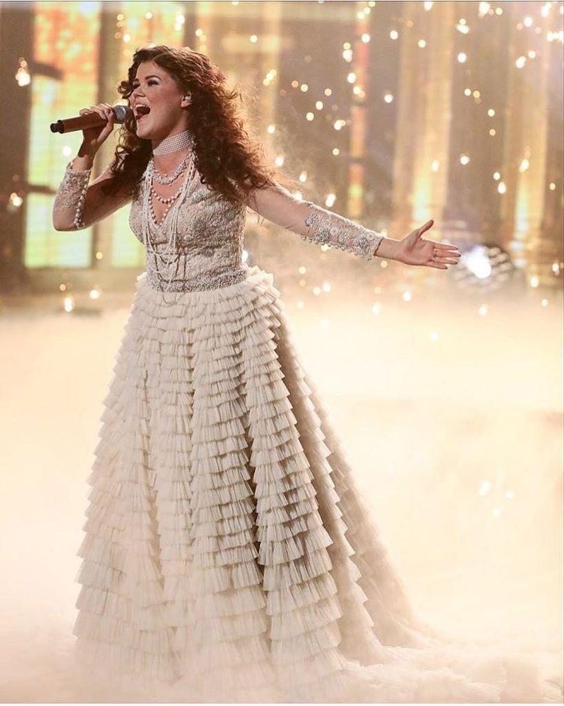 Saara Alto on X Factor
