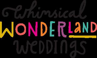 Featured in Whimsical Wonderland Weddings