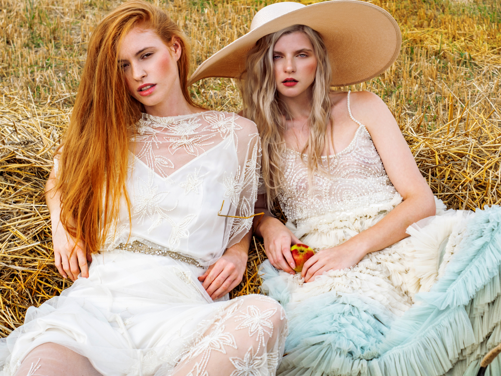 Bowen Dryden Bloom Wedding Dresses and Gowns