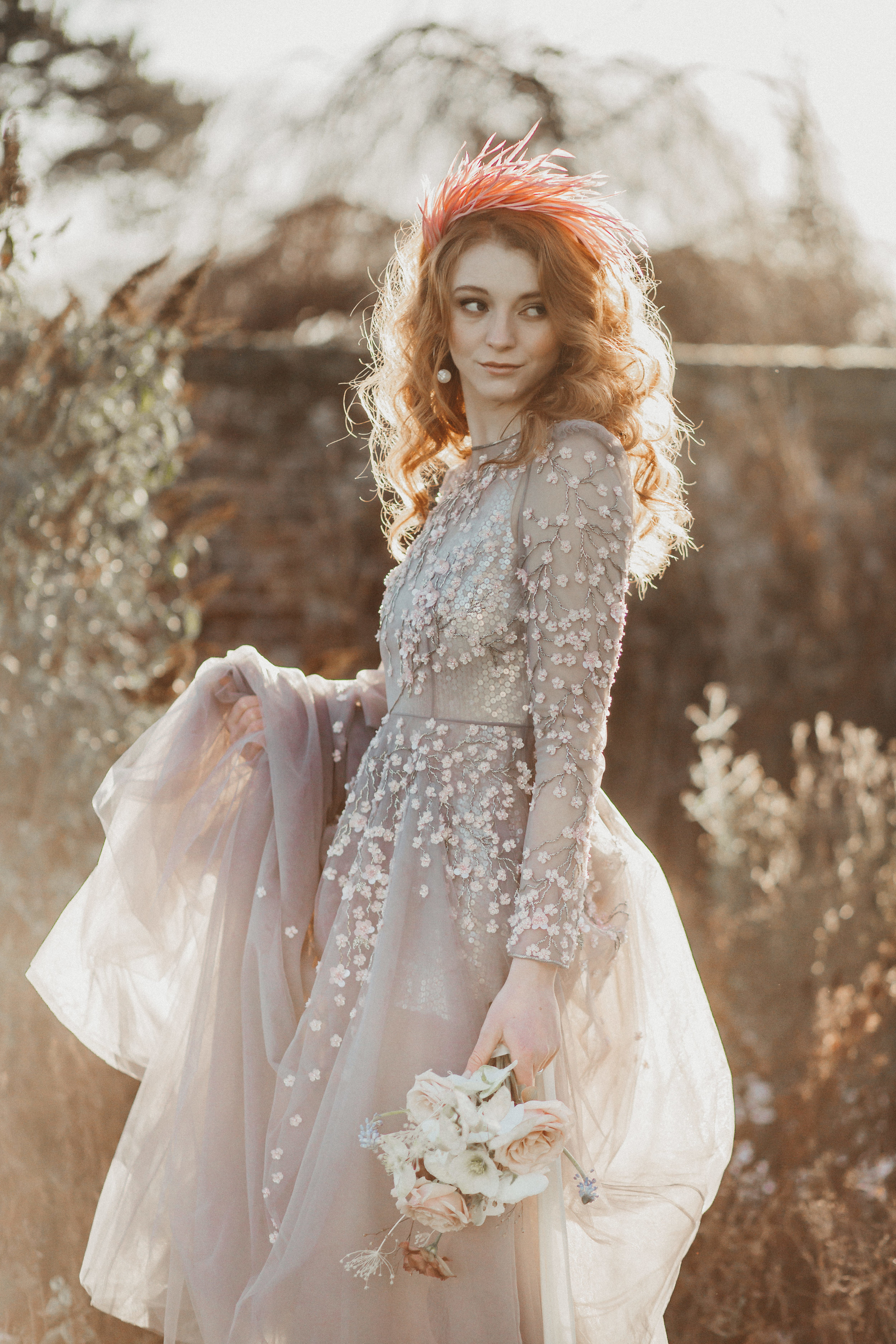 Brontë Inspired Shoot- Love My Dress