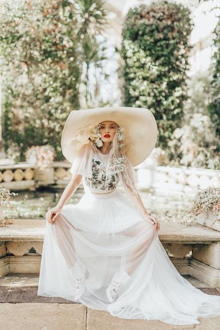Rebel Rose- Rock n Roll Bride