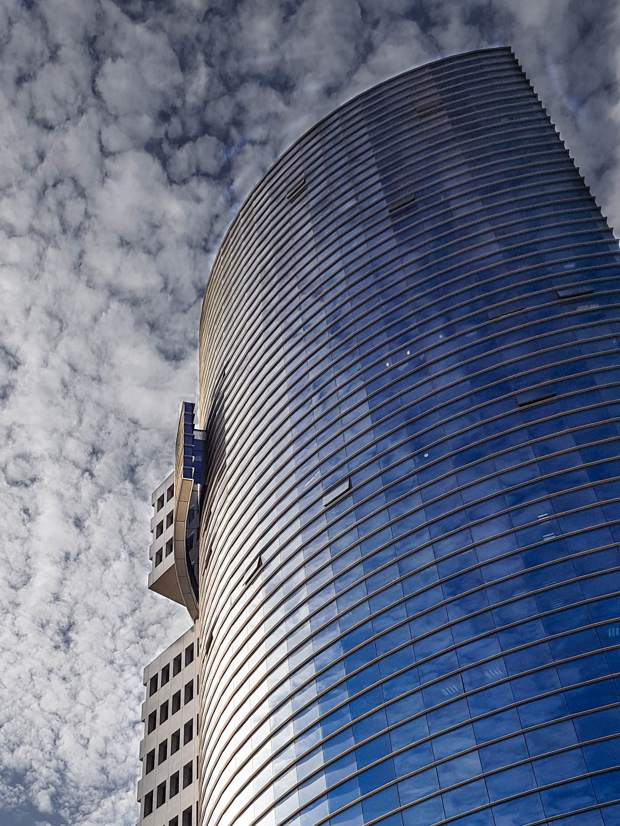 Our offices are located inside the Israeli Trade Tower in Tel Aviv.
