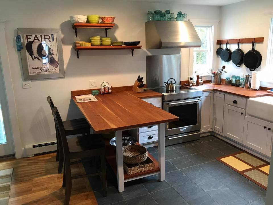 Chappaquiddick Kitchen Renovation