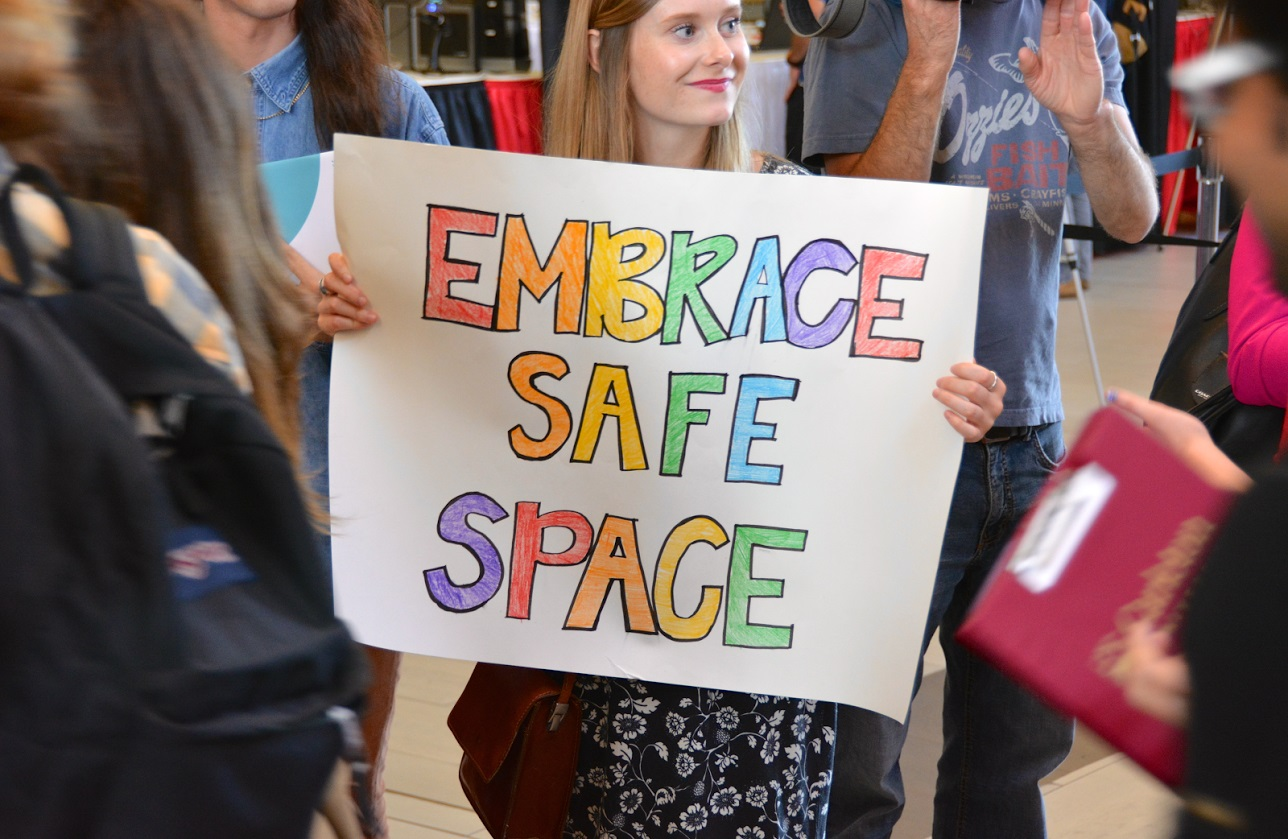 "GOVERNMENT FIGHTS BACK AGAINST FREE SPEECH UNIVERSITIES AND THE RISE OF HYSTERICAL SOCIAL JUSTICE - Universities will be told that they must uphold free speech and clamp down on student unions that ""no platform"" controversial speakers, the government is to announce. The newly created Office for Students set out by universities minister Jo Johnson MP has set out plans to challenge the rapidly increasing culture of so-called safe spaces in universities."