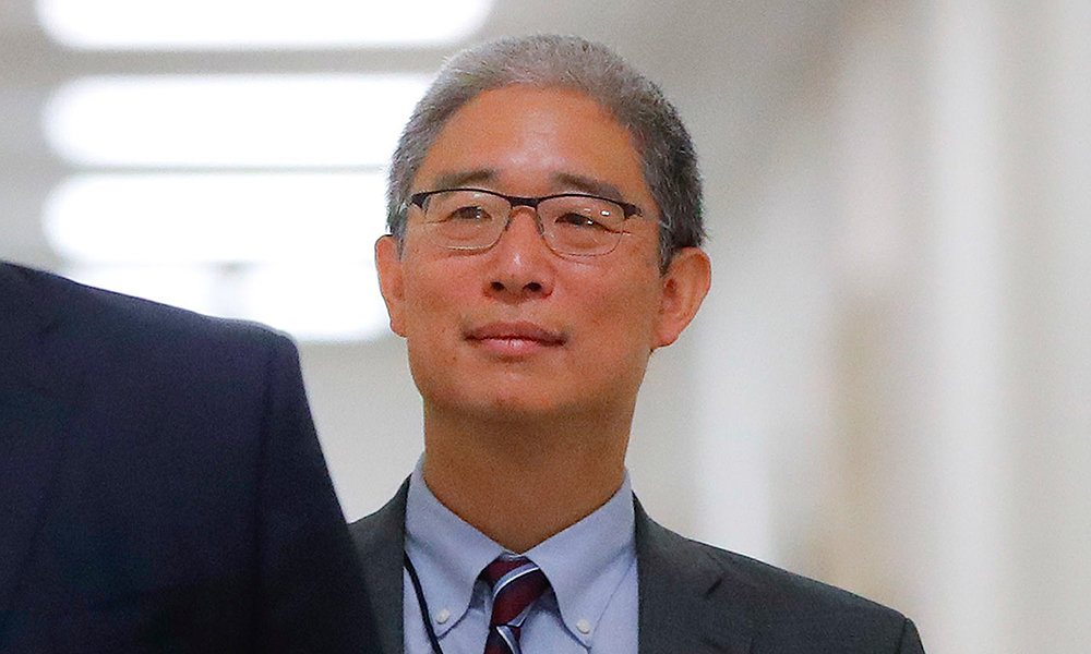 BRUCE OHR - United States Department of Justice official. A former associate deputy attorney general and former director of the Organized Crime Drug Enforcement Task Force (OCDETF), as of February 2018 Ohr was working in the Justice Department's Criminal Division.