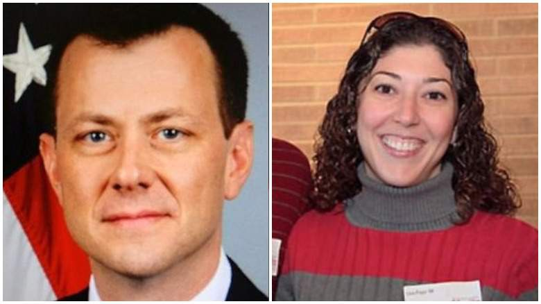 PETER STROZK AND LISA PAGE - Strzok Reportedly Had an Affair With an F.B.I. Lawyer, to Whom He Often Texted Anti-Trump & Pro-Clinton Messages. Strzok Was Removed From the Investigation in August & Page Was Removed 1 Month Later