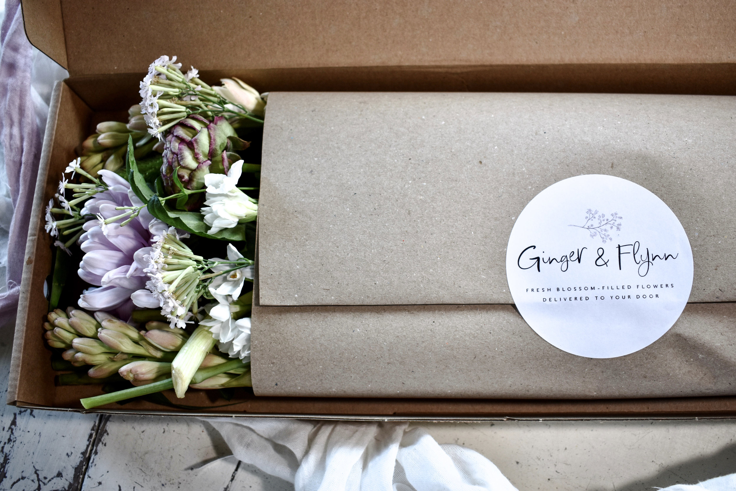 fresh seasonal flowers delivered across the U.K.