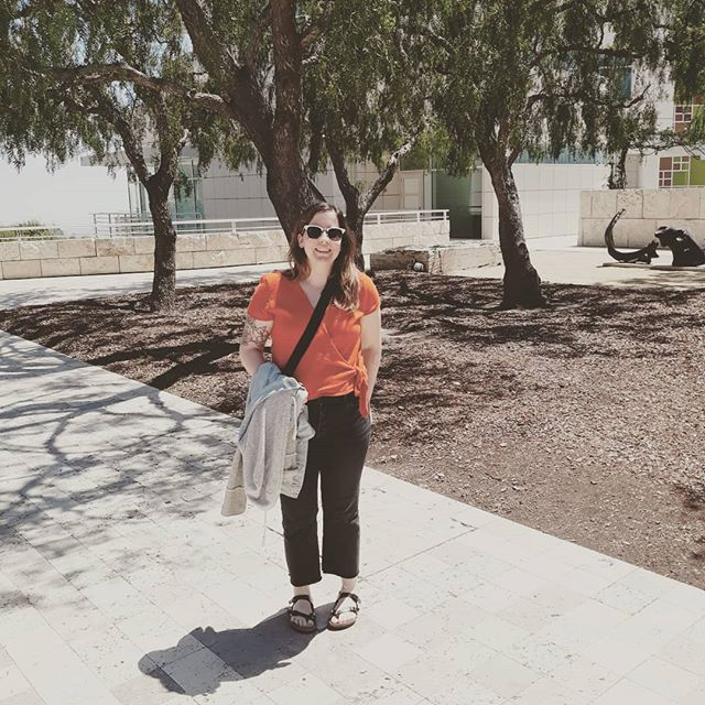 Visited my favorite museum in LA a couple days ago and still dreaming about it. #thegettymuseum