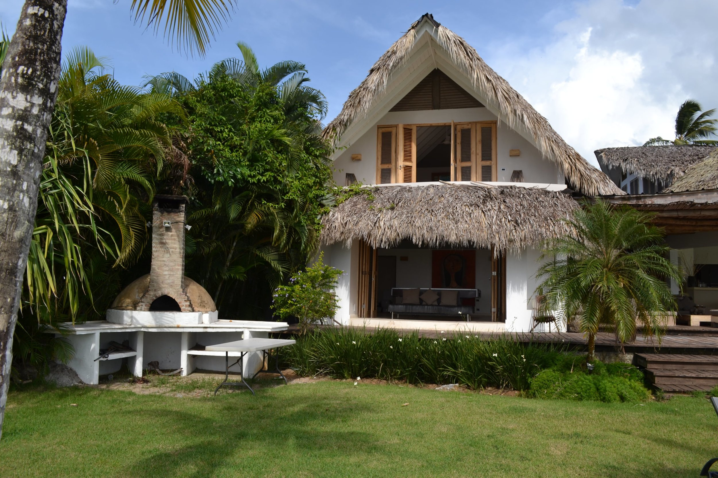 Villa for Sale Las Terrenas - Bungalow east - bedroom 5.JPG