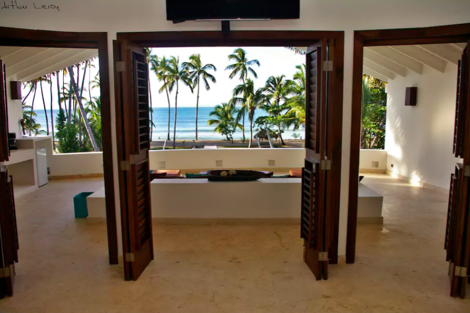 Las Terrenas Villa Ocean Lodge Master view.png