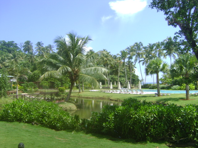 Bonita Village for Sale Las Terrenas gardens 7.jpeg